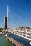 Bridge of Thaon di Revel - La Spezia Italy Stock Photography
