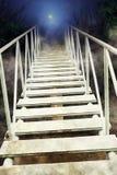 Bridge to Darkness Royalty Free Stock Photo