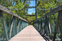Bridge to everywhere Royalty Free Stock Photography