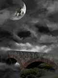 Bridge to Heaven Stock Image