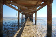 Bridge to Nowhere Royalty Free Stock Photo
