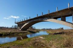 Bridge to nowhere Royalty Free Stock Image