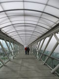 Bridge to the Past Stock Images
