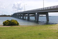 Bridge to Phillip Island Stock Photography