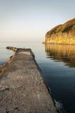 A Bridge to The Sea, A Bridge to Nowhere Royalty Free Stock Photo
