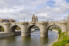 Bridge of Toledo Royalty Free Stock Photography