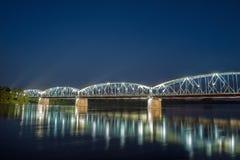 Bridge in Torun Royalty Free Stock Images