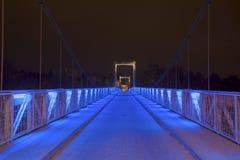 Bridge in Tours. Indre-et-Loire, Centre, France Royalty Free Stock Photo
