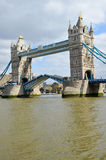 Bridge Tower of London Royalty Free Stock Photos