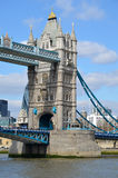 Bridge Tower of London Royalty Free Stock Photography
