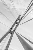 Bridge tower Stock Photos