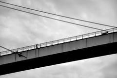 Bridge tower Royalty Free Stock Photo