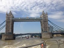 Bridge. Towerbridge London iconic Thames Royalty Free Stock Image