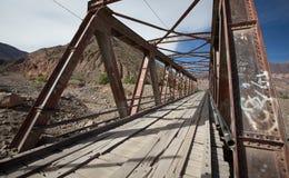bridge trä Arkivfoton