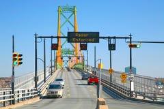 Bridge Traffic Stock Image