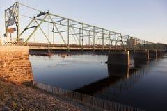 Bridge in Trenton Stock Photography