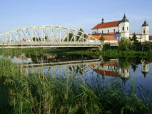Bridge in Tykocin Stock Photos