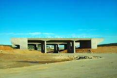 Free Bridge Unfinished Royalty Free Stock Photography - 2702077