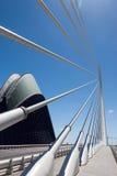Bridge in Valencia, Spain Stock Photo
