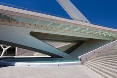 Bridge in Valencia , Spain Royalty Free Stock Photo