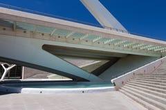 Bridge in Valencia , Spain Royalty Free Stock Photo