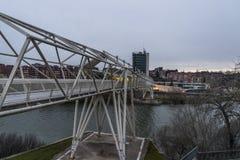 Bridge Valladolid Royalty Free Stock Images