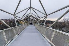 Bridge Valladolid Royalty Free Stock Photos