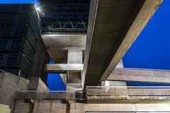 Bridge Valladolid Stock Photos