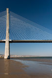 Bridge Vasco de Gama Royalty Free Stock Photos