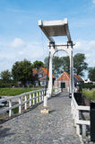 Bridge in Veere Royalty Free Stock Photo