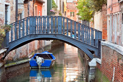 Bridge in Venice Stock Image