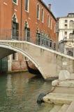 Bridge in Venice Royalty Free Stock Photo