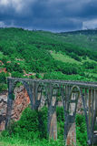 Bridge viaduct Stock Photo