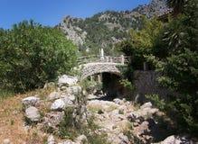 Bridge view Mallorca Stock Images