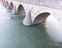 Bridge in Visegrad. Bosnia and Herzegovina Royalty Free Stock Photography