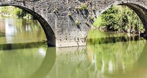 Bridge of Vizcaya Royalty Free Stock Photos