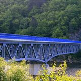 Bridge on Vranov Stock Images