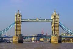 bridge1 wieży Obraz Royalty Free