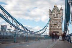 bridge1 wieży Fotografia Stock