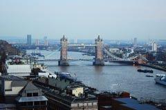 bridge1 wieży Obrazy Stock