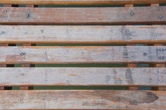Bridge wood Royalty Free Stock Photography