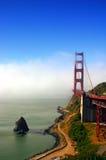 bridge wrót San Francisco złoty Zdjęcie Royalty Free