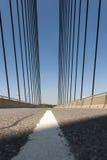 The Bridge X Stock Image