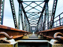 Bridge at Yala royalty free stock photo