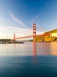 bridge złota brama obraz stock
