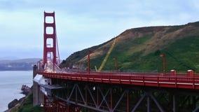bridge złota brama zdjęcie wideo