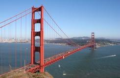 bridge złota brama Zdjęcia Royalty Free