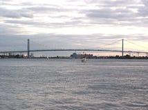 bridgee посола Стоковая Фотография