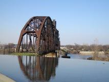 bridgelittlerock Стоковое Изображение RF