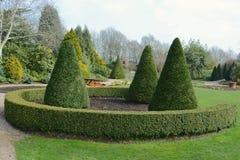 Bridgemere garden centre. Bridge mere garden centre in early spring Stock Photography
